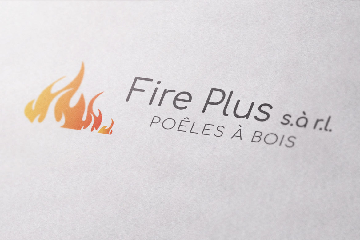 creation de logo a vaison la romaine-fire plus