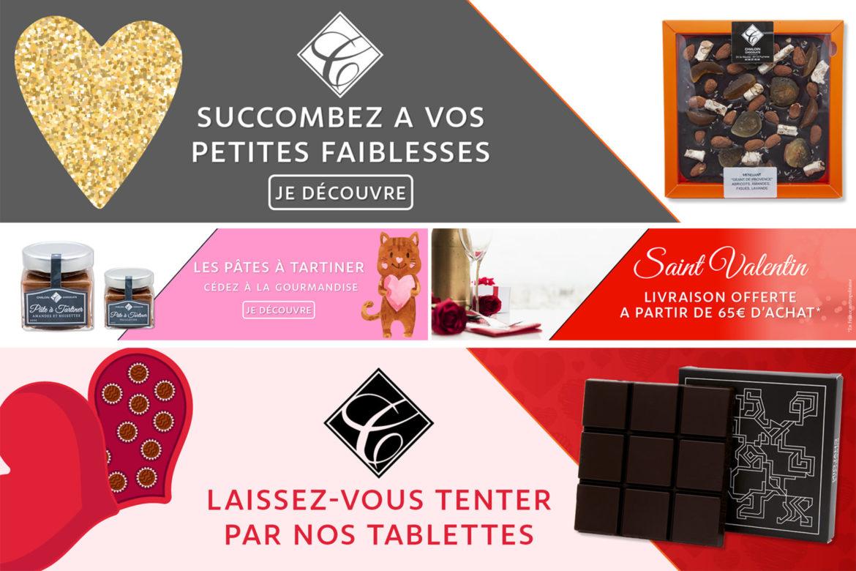 Chocolaterie Chaloin St Valentin