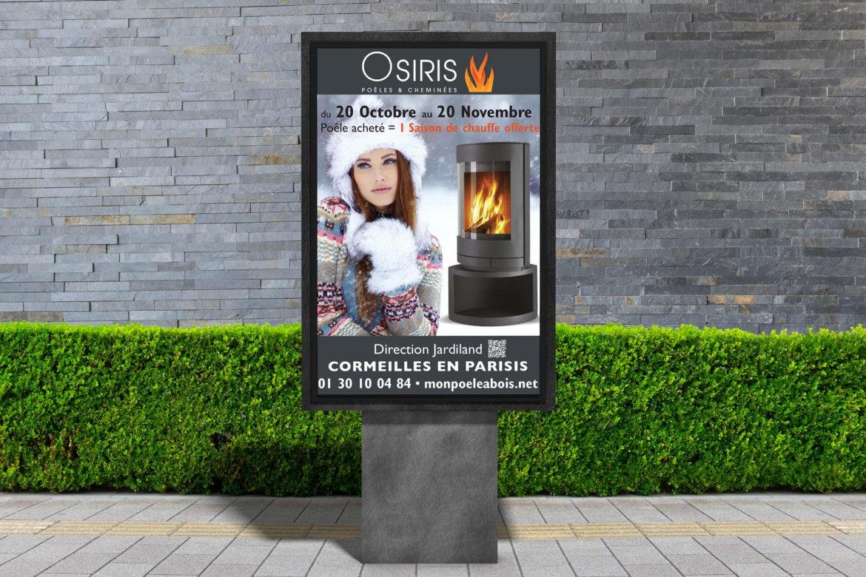 Création affiche publicitaire dans le Vaucluse