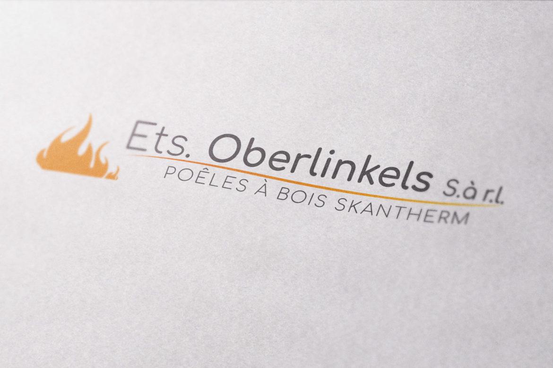 Création de logo dans le Vaucluse proche d'orange logo oberlinkels