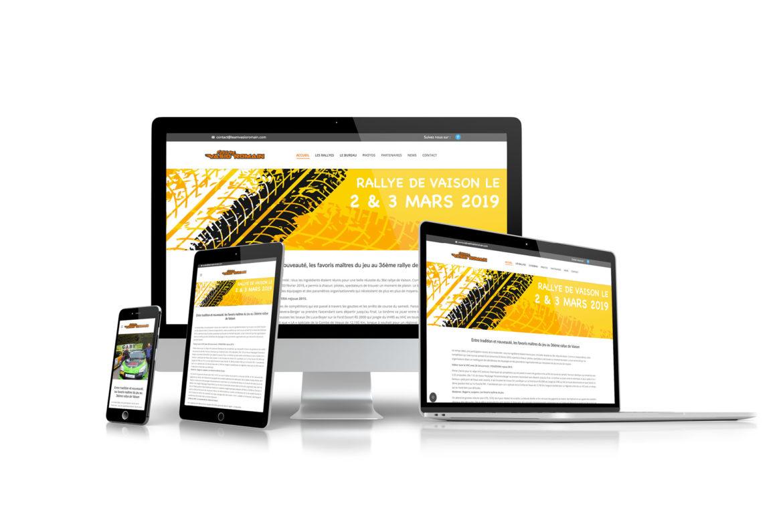 Création de site internet dans la drome à montelimar