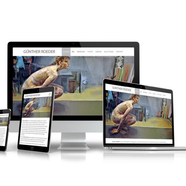 Création de site pour les artistes dans le Vaucluse 84