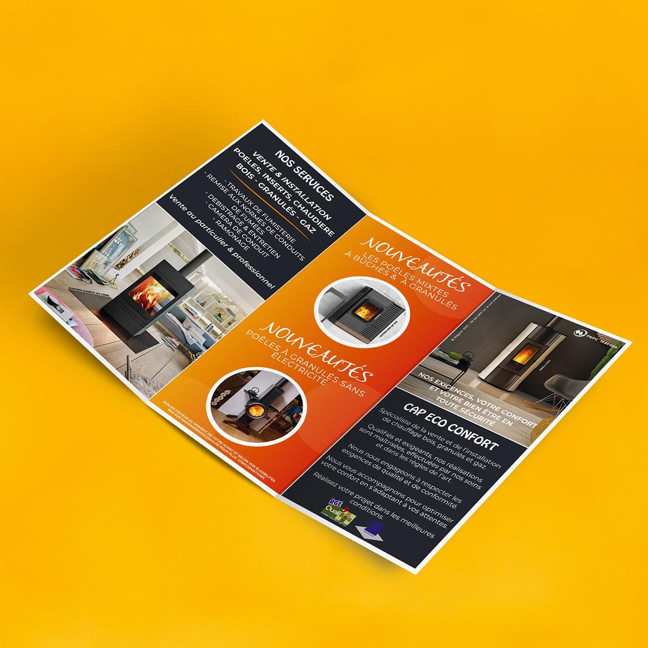 Exprimez-vous à travers les flyers ! C'est le support indémodable le plus économique. L'agence Meganet et ses graphistes vous proposent de réaliser des flyers (informatif, évènementiel, ...) à l'image de votre entreprise.